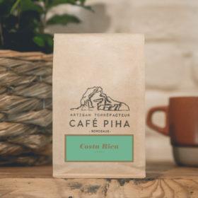 Café en grains Piha 250 gr Costa rica Las lajas